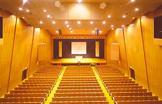 笹川記念館 国際ホール